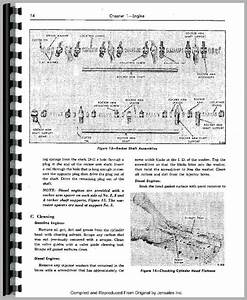 Ford 841 Tractor Service Manual