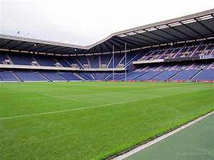 Murrayfield Stadium Eye On Edinburgh