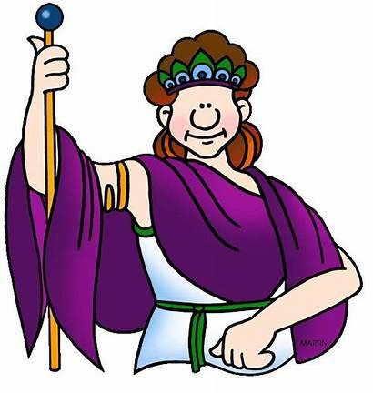 Roman Ancient Clipart History Cartoon Romans Rome
