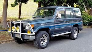 1990 Toyota Land Cruiser 70