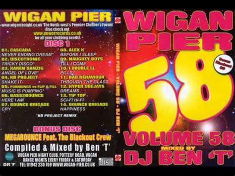 Wigan Pier Volume 58  Bonus Disc  Megabounce Ft Blackout