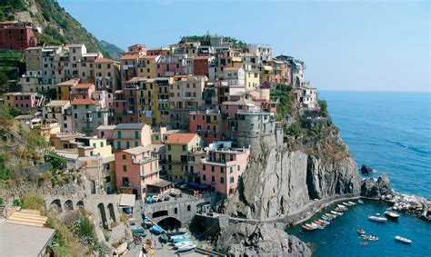 Gallery Of Cinque Terre Italy Computer Wallpapers Desktop