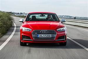 Audi S5 Coupe : first drive 2017 audi s5 coupe ~ Melissatoandfro.com Idées de Décoration