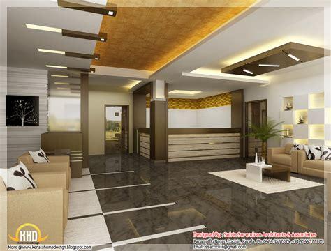 home interior remodeling beautiful 3d interior office designs kerala home design