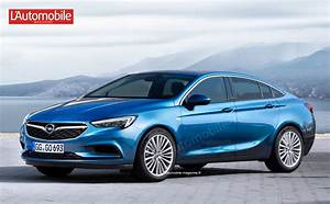 Nouvelle Insignia 2017 : this is how the new opel insignia will look like according to l 39 automobile motorchase ~ Medecine-chirurgie-esthetiques.com Avis de Voitures