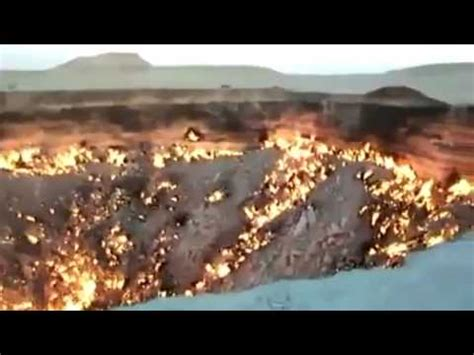 Russian Meteor Crater FIRST FOOTAGE huge hole! - YouTube