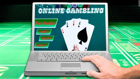 Online Gambling And Poker Toe A Confusing Legal Line