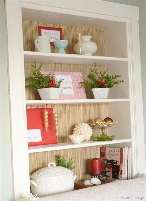 bookcase christmas decorating ideas christmas bookcase decor ideas 2013 home decor ideas