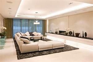 Deckenleuchten Für Wohnzimmer : deckenbeleuchtung indirekt ~ Michelbontemps.com Haus und Dekorationen
