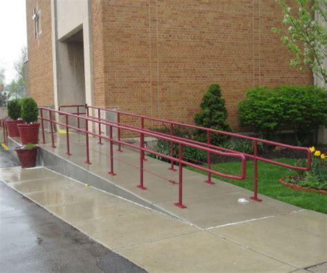 modular  woodenconcrete wheelchair ramps mobilitybasicsca