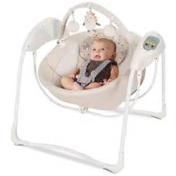 graco glider swing baby bouncer with toybar infant rocker ebay