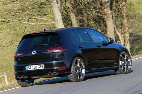 Volkswagen Golf R Tuning by Bb Golf 7 R 4 Vw Tuning Mag