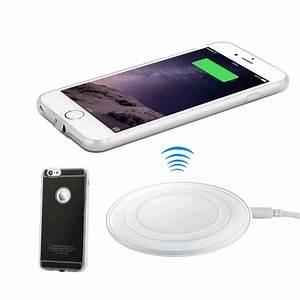 Chargeur Qi Iphone : coque charge sans fil iphone 6 6s acheter chargeur qi ~ Dallasstarsshop.com Idées de Décoration