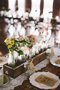 Decoration Table Rectangle Mariage