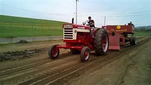 Farmall 460 Pulling