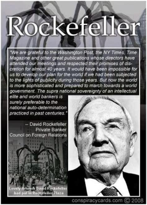 Illuminati Rockefeller by David Rockefeller Quotes Quotesgram