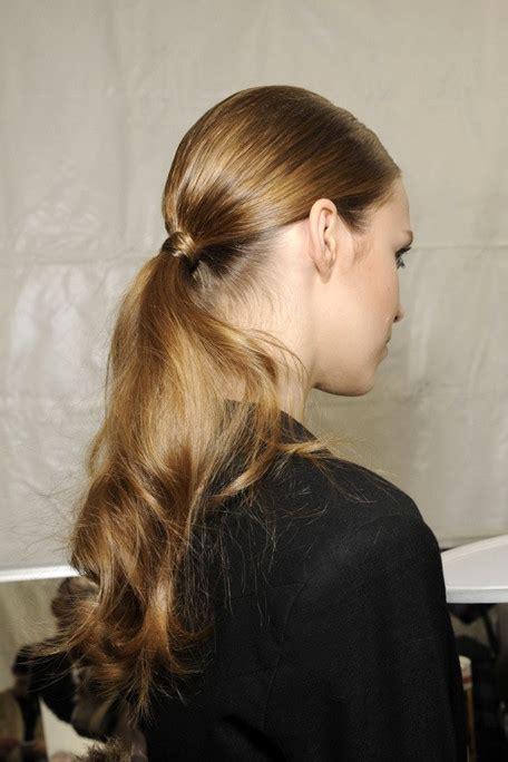 ponytail hairstyles    ponytail video