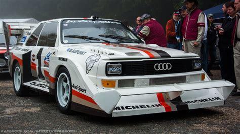 Audi Sport Quattro Pikes Peak And Walter R Hrl At