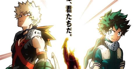hero academia heroes rising  originally called