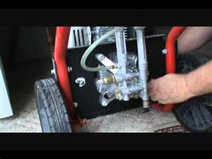 Pressure Washer Pump Repair Part 1  How To