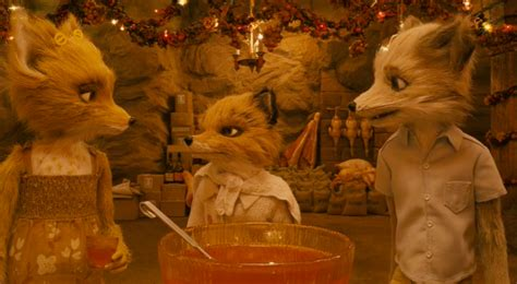 The 'fantastic Mr. Fox' Critters Get Down To