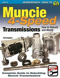 Muncie 4 Speed Pontiac Gto Transmissions How To Rebuild