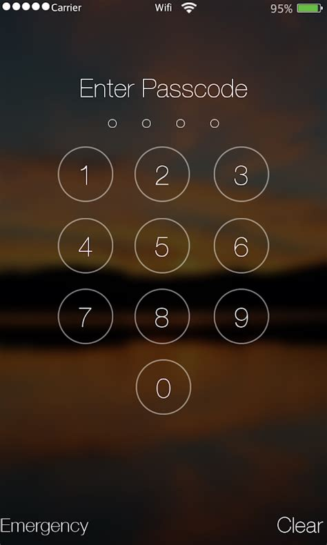 how to turn screen lock on iphone cool images for iphone lock screen wallpaper sportstle