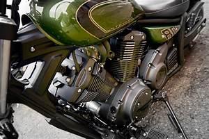 Racing Caf U00e8  Yamaha Striker Bullet Cowl 2015  Usa