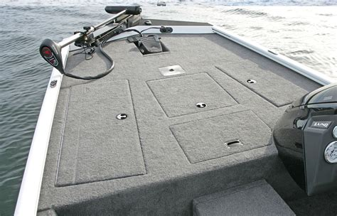 Fishing Boat Casting Deck by Lund Aluminum Bass Boats Renegade