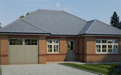Builder Brings Brand New Bungalows To Pershore Redrow