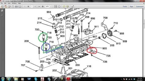 camshaft actuator solenoid problem chevy hhr network