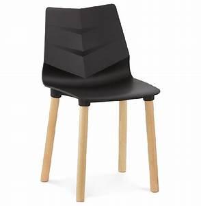 Chaises Scandinaves Noires : chaise tout usage 855 mod les comparer sur ~ Teatrodelosmanantiales.com Idées de Décoration