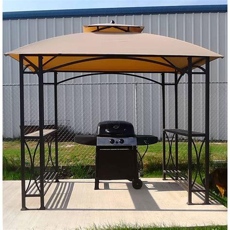 grill gazebo canopy enjoy outdoor grill gazebo carehomedecor