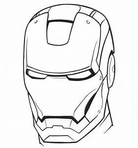 ironman coloring pages | Only Coloring Pages