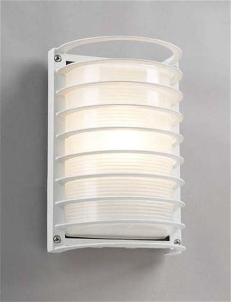 evora white wall mounted outdoor light modern outdoor wall lights and sconces