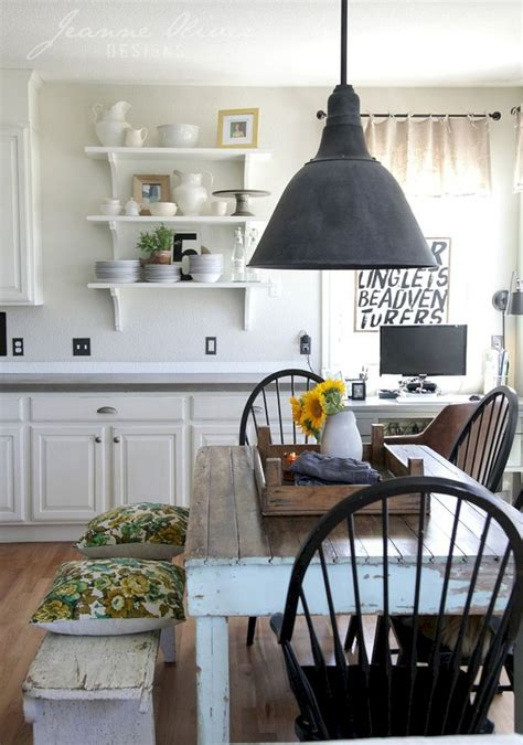 cottage kitchen lighting 45 most wanted farmhouse kitchen decorating ideas for 2656