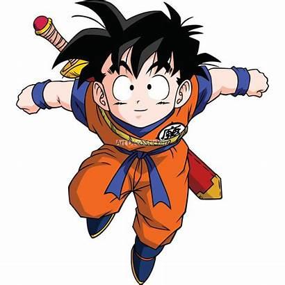 Manga Dragon Ball Enfant Stickers Sticker Goku