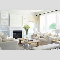 Interior Beige And White Simplicity  Style At Home