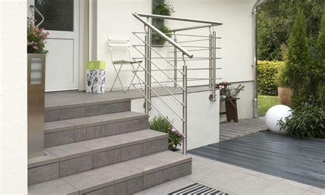 Treppe Vor Haustür by Hauseingangstreppe Selbst De