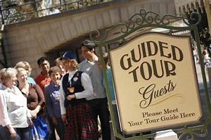 Disneyland Resort Guided Tours  Welcome To The Disneyland