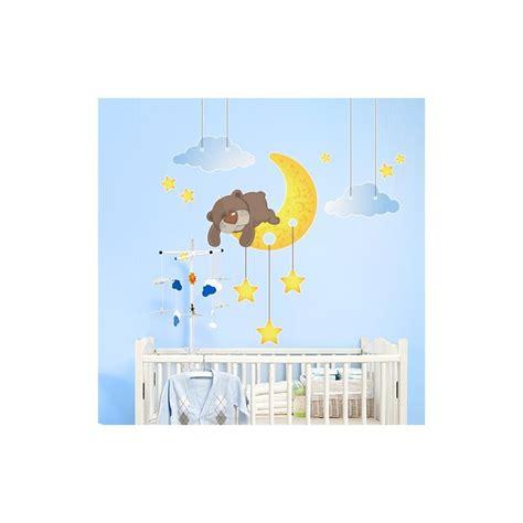 stickers chambre de bébé stickers chambre bébé pour un éveil apaisé et souriant