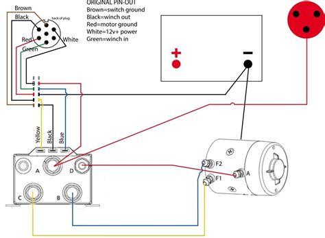 Warn Atv Winch Solenoid Wiring Diagram