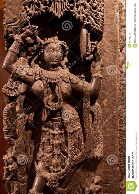 ancient indian sculpture stock images image
