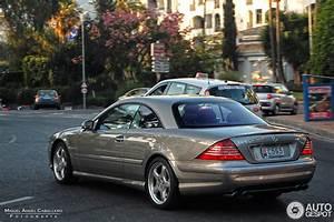 Mercedes 55 Amg : mercedes benz cl 55 amg c215 kompressor 18 august 2014 autogespot ~ Medecine-chirurgie-esthetiques.com Avis de Voitures