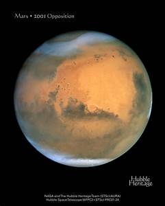 Mars from Earth