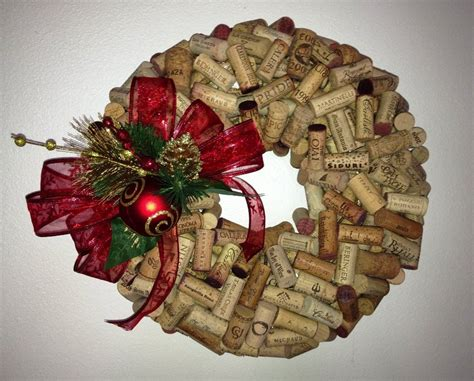 Christmas Wine Cork Wreath Hampton Bay Coffee Table Ikea Stockholm For Sale Mame Plans Sleigh Tables Carbonite Cappuccino Low Square