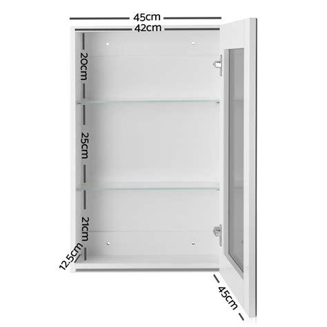 bathroom vanity mirror  storage cabinet white
