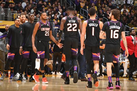 This page features information about the nba basketball team phoenix suns. 5 reasons for Phoenix Suns fans to remain excited