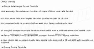 Credit Societe Generale : phishing soci t g n rale ~ Medecine-chirurgie-esthetiques.com Avis de Voitures