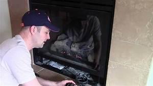 How Home Gas Fireplace Fan Blowers Work - Montigo